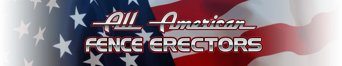 all american fence erectors logo