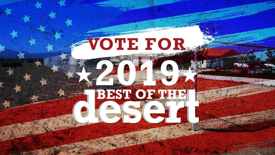 2018 Best of the Desert