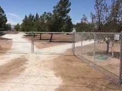 AAFE Video - Double Swing Gate