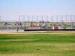 Oak Hills High School, baseball field