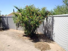 Chain Link Fence Privacy Inserts
