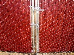 Vinyl Fence Slats Redwood