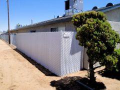 Chain Link Fence Slat