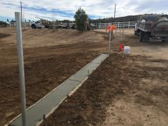 Chain Link Fence Installation High Desert