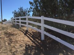 Vinyl Fencing Oak Hills