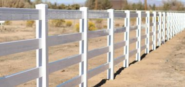 Vinyl Fence Ranch