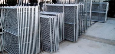 Chain Link Fence Material