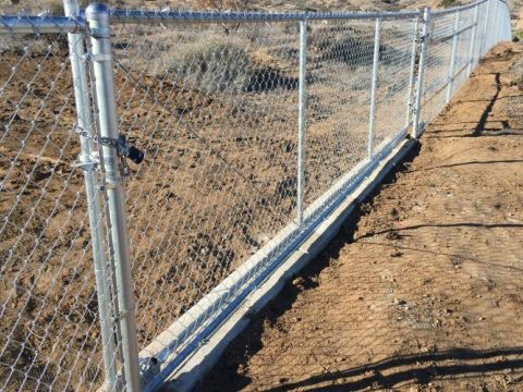 Chain Link Fencing Oak Hills