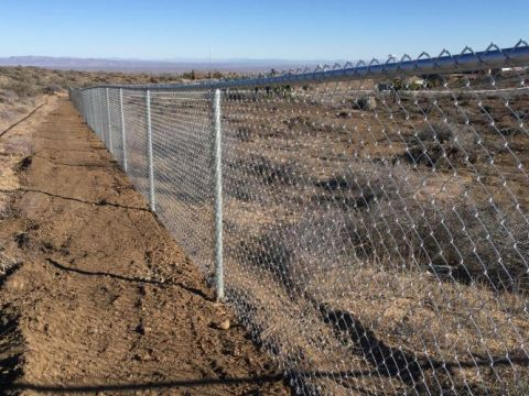 Chain Link Fencing Victorville