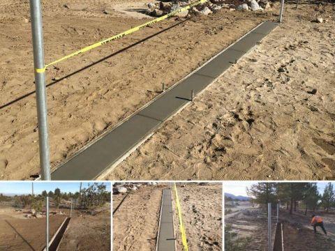 Chain Link Fence Hesperia