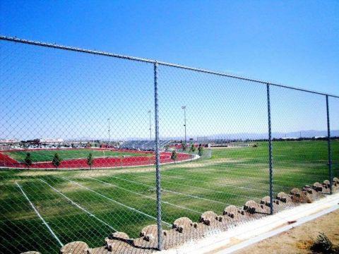 Oak Hills High School, football field