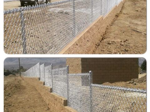 Commercial Fencing Hesperia