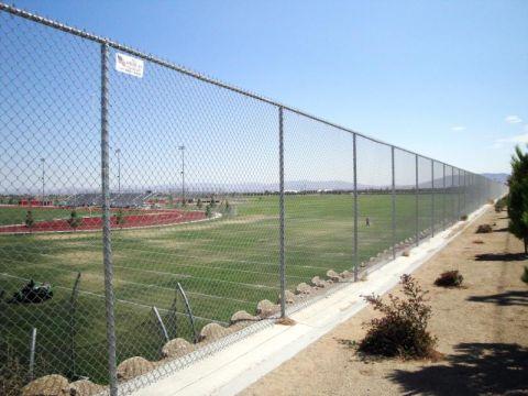 Football Field Fence, Football Field Security Fence