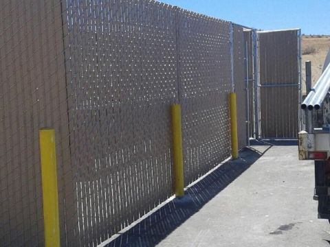 Commercial Fence Installation High Desert