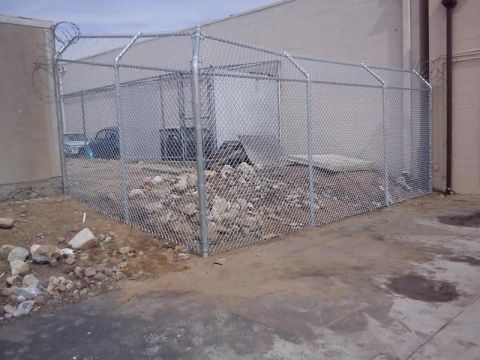 Commercial Fence-7