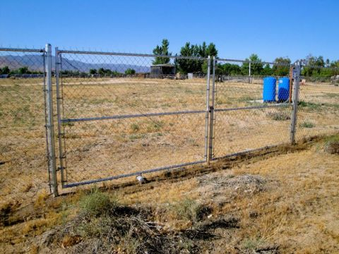Steel Chain Link Fencing Victorville