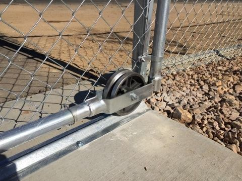Chain Link Fencing Installation High Desert