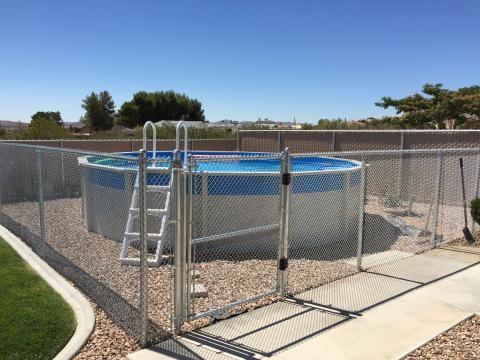 Pool Gate Installation Hesperia