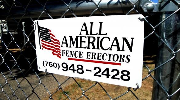 Fence Parts & Repair