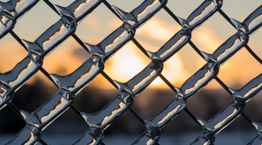 Durable Chain Link Fence