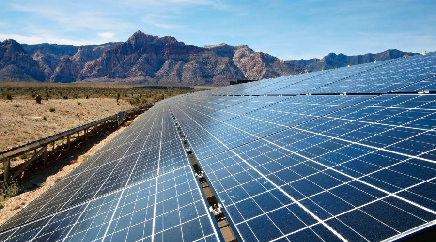 Solar Panel Fencing