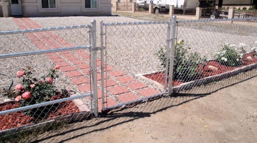 4'x4' walk gate